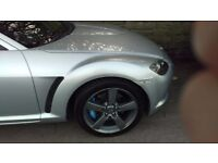 Mazda RX8 192 Ps Great Condition! 2007 2.6 Petrol