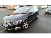 PCO - London Private Hire Vehicle licenced VW Passat