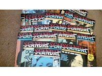 scandal magazines