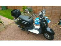 Direct bikes 125cc spare or parts