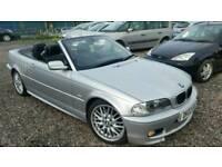 BMW 330CI Convertible, MOT, Service History