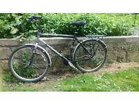 Gents large bike good running condition