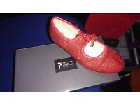 Girls tap shoes for sale
