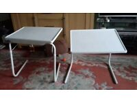 Lap tables £5.00 each