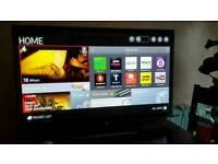 LG 50INCH SMART 3D TV Dualcore