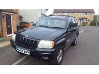 JEEP GRAND CHEROKEE 3.1 TDI