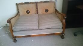 Epic handmade couch