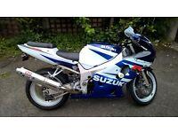 GSXR 600 K2 2003