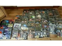Star Trek Collectors Edition DVDS and magazines