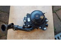 Mew genuine mercedes 651 diesel water pump to fit 204 e class etc