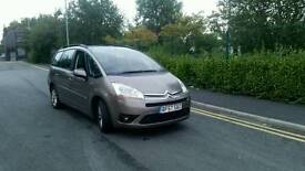 2007 Citreon Picasso 1.6 hdi Automatic 7 seater mpv 12 months not hpi clear Spacious 7 seater