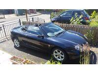 2003 MG TF convertible. 65500 miles