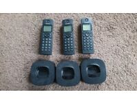 Panasonic KX TGCA30E Cordless Home Phones