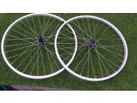 Brand new front and rear mountain bike wheels
