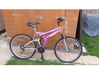 Ladies Universal Carina Mountain Bicycle