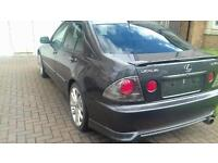 Lexus is200 sport manual
