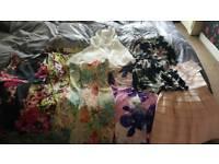 Bargain Huge £250+ladies Modern Clothes bundle 8-10