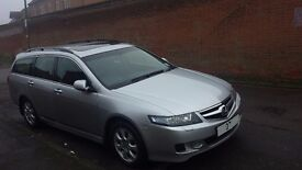 HONDA ACCORD ESTATE 2007 - FHSH - £1700 ONO - ideally quick sale wanted- SWAP /PX/ T4