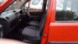 Vauxhall agila 1L