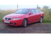 Honda accord executive 2.2 cdti spares or repair