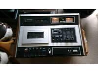 Technics RS-263AU cassette deck, boxed