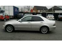 Lexus automatic 2.0L 2004 Long MOT+Service History+2keys