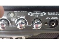 Line 6 spider 3 Amplifier in excellent condition.