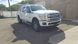 2013 Ford F-350 Platinum    DIESEL Powerstroke   Call Today