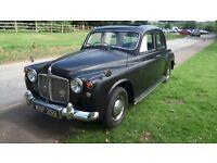 1959 Rover60 P4 classic car