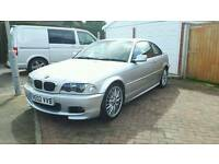 BMW 330ci M 74k miles! Full BMW s/h!