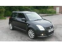 (2006) SUZUKI SWIFT 1.6 VVTI SPORT VGC IN AND OUT QUICK SALE MAY PX WHY