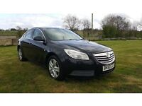 NOV. 2010 VAUXHALL INSIGNIA EXC NAV..MOTED TO DECEMBER..POSSIBLE PART EXCHANGE