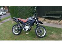 New M.O.T Yamaha xt 125 x