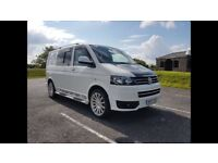 13 VW T5 TRANSPORTER T30 CAMPERVAN BRAND NEW FULL CONVERSION STUNNING MAY PX