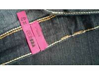 Jeans new look yes yes size 14/34L