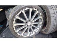 5X108 Alloy Wheels