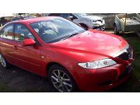 Mazda 6 2005 Full MOT September 2017