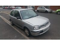 Nissan Micra - year 2000 - 16v - low mileage