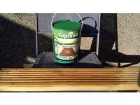 Cuprinol Anti Slip Decking Stain, 5 Litre Country Cedar