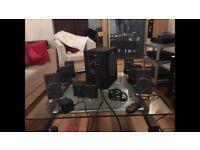 Creative Labs T7900 7.1 PC surround sound system