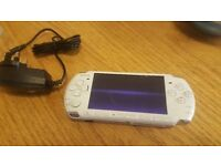 Sony PSP 3003 model (x 2) 2Gb card - Lots of games! please read!