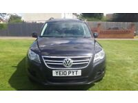 Volkswagen Tiguan 2.0 TDI Bluemotion Tech S Diesel 2010 ***Fantastic Condition*Low Tax***