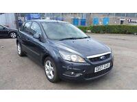 2007 (07 reg) Ford Focus 1.6 Sport 5dr FOR £995 Hatchback SOLD WITH 12 MONTHS MOT