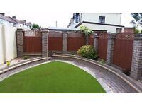Gardens, Landscaping, Fencing, Astro turf, Ponds,Tree removal,Driveways,Paving,Decking,Planting ect.