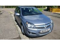 Vauxhall astra sxi twinport 1.7 cdti diesel manual 140k full service history with long mot