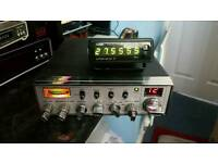 Superstar 3900 and freq counter