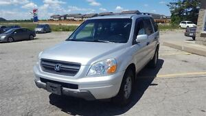 2005 Honda Pilot EX-L w/RES - LOADED - MINT CONDITION - 8 PASSAN