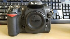Nikon D200 for sale with extras