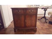 Cabinet, antique style, solid wood, good condition (Bevan-Funnell)