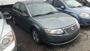 2007 Saturn Ion - CERTIFIED/EMISSIONS